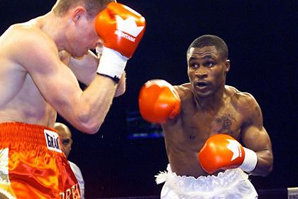 Бывший чемпион мира по боксу задержан за восемь ограблений банков