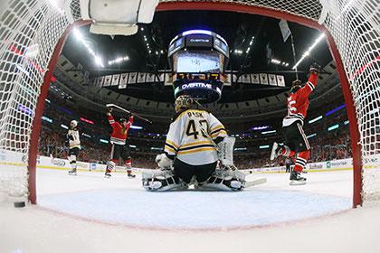 Финальная серия Кубка Стэнли стартовала с победы «Чикаго»