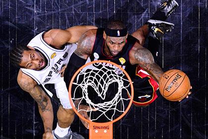 «Майами» во второй раз сравнял счет в финале плей-офф НБА