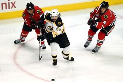 «Бостон» сравнял счет в финальной серии Кубка Стэнли