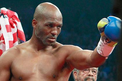 Бернарда Хопкинса обязали провести бой с российским боксером