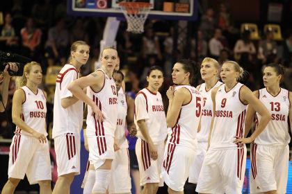 Победа сборной Испании оставила российских баскетболисток без медалей ЧЕ