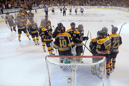 «Бостон» вышел вперед в финальной серии Кубка Стэнли
