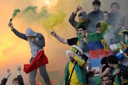 УЕФА снова запретил «Анжи» играть матчи Лиги Европы в Дагестане