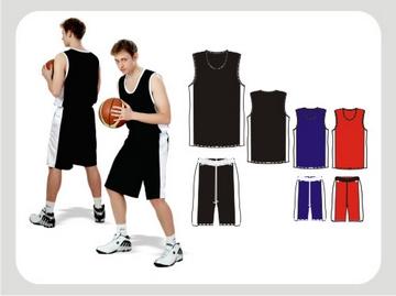 Баскетбольная форма и атрибутика на заказ