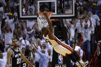 «Майами Хит» выиграл чемпионат НБА