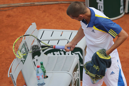 С «Ролан Гаррос» выбыл последний российский теннисист