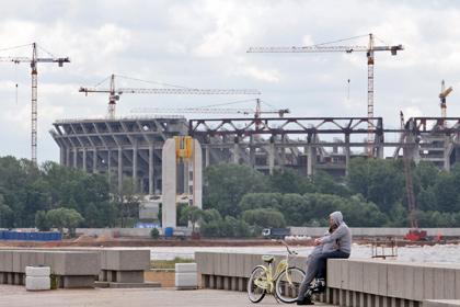 Санкт-Петербург станет претендентом на проведение Евро-2020