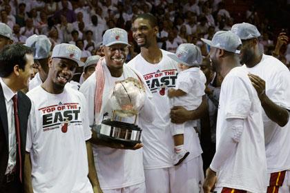 «Майами» вышел в финал плей-офф НБА