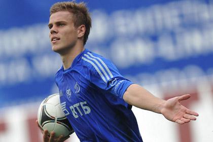 Александр Кокорин пропустит матч с Португалией