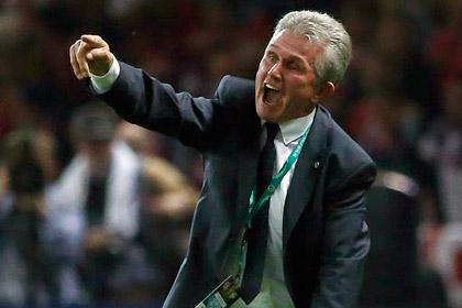 Тренер «Баварии» отказался возглавить «Реал»