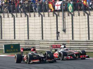 В Москву приедут пять команд Формулы-1