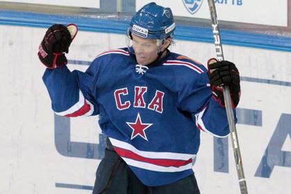 Максим Афиногенов ушел из СКА