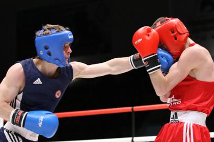 Российские боксеры взяли две бронзы на чемпионате Европы