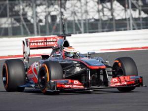 Кевин Магнуссен на McLaren стал быстрейшим на тестах Формулы-1