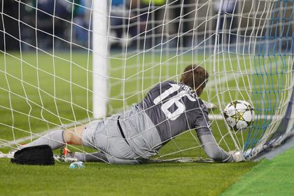 Малафеев пропустит игру за Суперкубок России