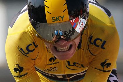 Победителем «Тур де Франс» стал британец