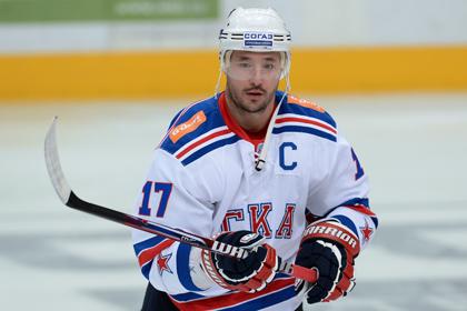 СКА опроверг информацию о тайном контракте с Ковальчуком