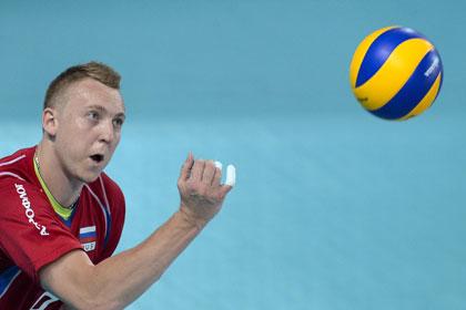 Российский волейболист назвал бразильского тренера шизофреником