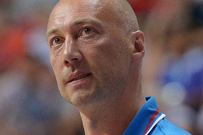 Сборная России по баскетболу получила нового наставника