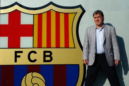 Новый тренер подписал контракт с «Барселоной»
