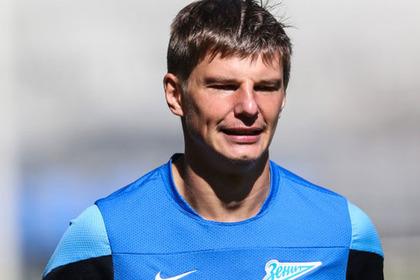 Аршавин забил первый гол после возвращения в «Зенит»