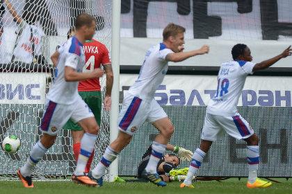 ЦСКА обыграл «Локомотив» в третьем туре премьер-лиги