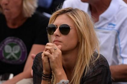 Мария Шарапова снялась с турнира в Торонто