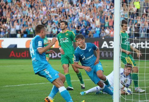 Андрей Аршавин: «Трудно было не попасть в ворота»