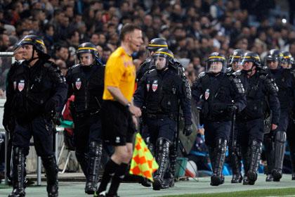 Русскую мафию заподозрили в организации договорных матчей в Европе