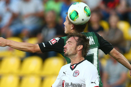 «Амкар» потерпел первое поражение в чемпионате России