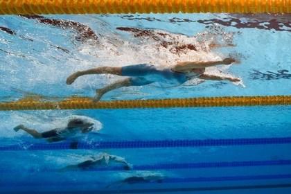 Литовская пловчиха установила мировой рекорд на стометровке брассом