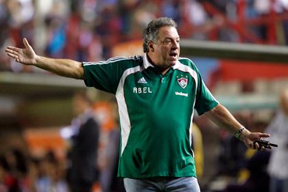 Чемпион Бразилии по футболу остался без тренера