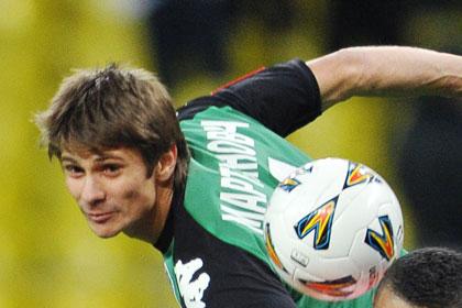 Футболист клуба премьер-лиги подал в суд на РФС