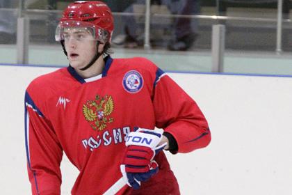 Клуб НХЛ заключил контракт с российским победителем молодежного ЧМ