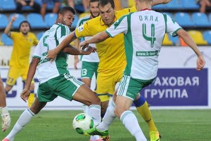 Дебют Дзюбы в «Ростове» принес команде победу над «Тереком»