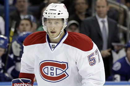 Игрок НХЛ завершил карьеру в 25 лет