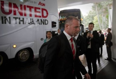 Руни и «Манчестер Юнайтед»: как «черту» убежать от «дьяволов»