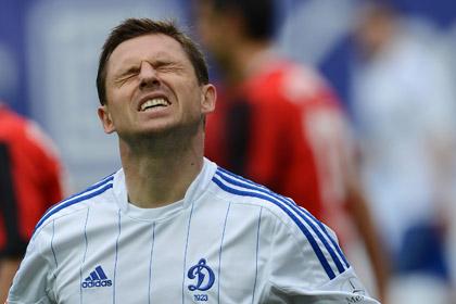 «Динамо» расторгло контракт с Семшовым