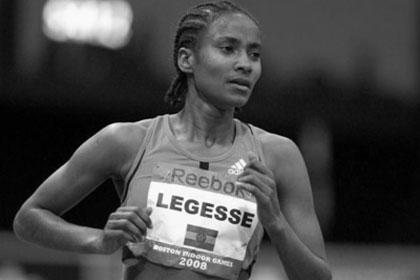 Эфиопская бегунья умерла в 26 лет