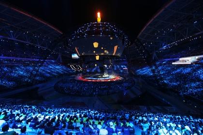 В Казани состоялась церемония закрытия Универсиады