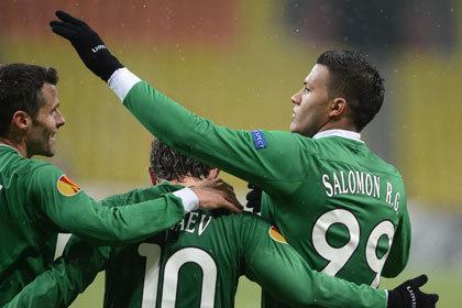 «Рубин» стартовал в Лиге Европы с победы