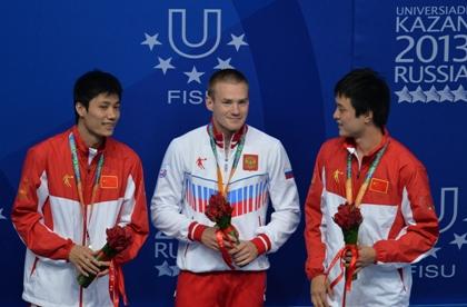 Россия получила первое золото на Универсиаде