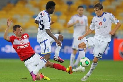 Объединенный турнир завершился победой киевского «Динамо»