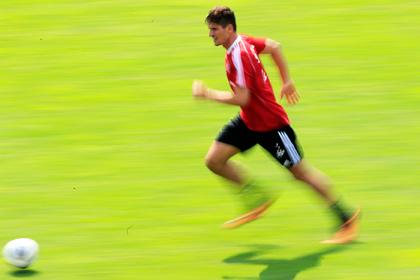 «Бавария» избавилась от нападающего сборной Германии