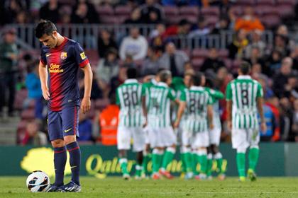 Давид Вилья ушел из «Барселоны»