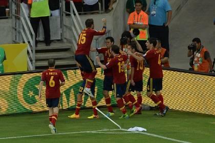 Испания по пенальти вышла в финал Кубка конфедераций