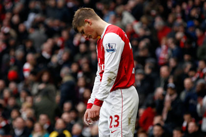 Аршавин назвал пребывание в «Арсенале» каторгой