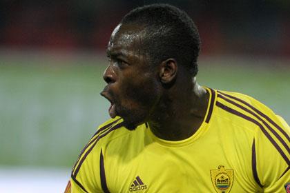 Футболист сборной Конго вернется в «Анжи»