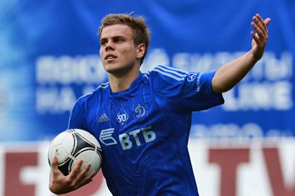 Нападающий сборной России согласился перейти в «Анжи»